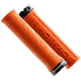 Race Face Half Nelson Grips orange